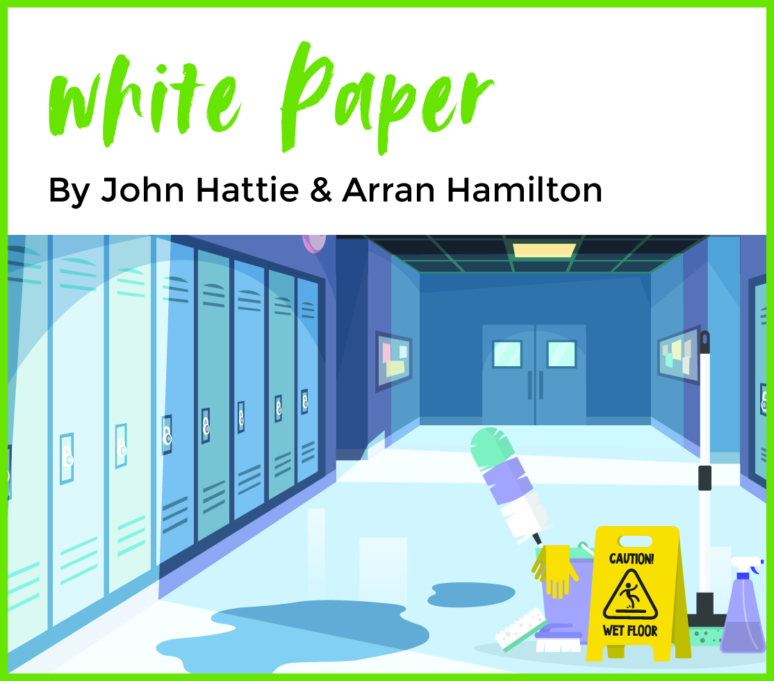 White Paper by John Hattie and Arran Hamilton